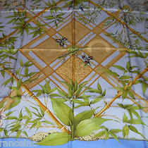 Authentic Hermes Serenite Silk Scarf 35