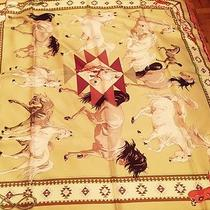 Authentic Hermes Silk Scarf- Shipping Free Photo