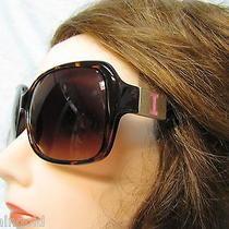 Authentic Isaac Mizrahi New York Sunglasses Im 6 20 Tortoise New W Tag Photo