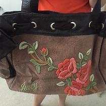 Authentic Juicy Couture Bag Photo