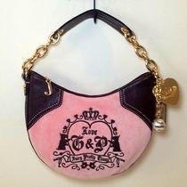 Authentic Juicy Couture Mini Hobo Photo