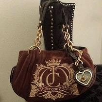 Authentic Juicy Couture Purse Photo