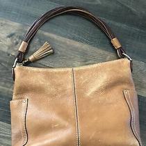 Authentic Kate Spade New York Medium  Pebbled Leather Hobo Shoulder Bag Photo