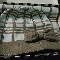 Authentic Kate Spade New Yorkmuffler/scarf & Beanie/hat Photo