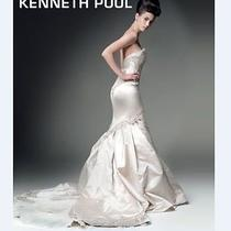 Authentic Kenneth Pool by Amsale Overture Wedding Dress Photo