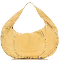 Authentic Kooba Sand Large Claudia Hobo Bag Photo