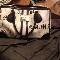 Authentic l.a.m.b Paint Splatter Satchel Nwot  Photo