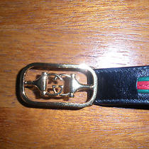 Authentic Ladies Gucci Belt Photo