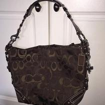 Authentic Like-New Coach Outlet Purse- Brown Photo