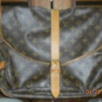 Authentic Louis Vuitton Bag Photo