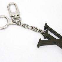 Authentic Louis Vuitton Bag Charm Key Ring