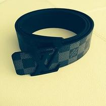 Authentic Louis Vuitton Belt Photo