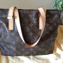 Authentic Louis Vuitton Cabas Piano Handbag Excellent Condition  Photo