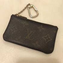 Authentic Louis Vuitton Cles Photo