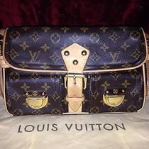 Authentic Louis Vuitton Hudson Shoulder Bag Photo