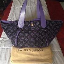 Authentic Louis Vuitton Ipanema Cabas Pm Limited Photo