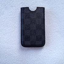 Authentic Louis Vuitton Iphone 4/4s Case Photo