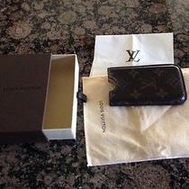 Authentic Louis Vuitton Iphone Case Photo