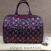 Authentic Louis Vuitton Limited Edition Sunshine Express Speedy Bag Photo