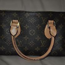 Authentic Louis Vuitton M40009 Handbag Photo