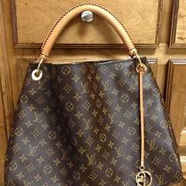 Authentic Louis Vuitton Monogram Artsy Mm - Very Nice Photo