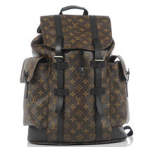 Authentic Louis Vuitton Monogram Christopher Pm Backpack Photo