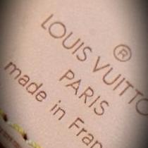 Authentic Louis Vuitton Monogram & Damier Ebene Luggage Name Tags  Photo