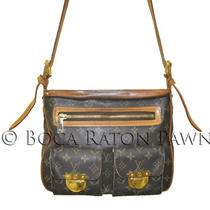 Authentic Louis Vuitton Monogram Hudson Gm Handbag - Boca Raton Pawn Photo