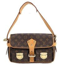 Authentic Louis Vuitton Monogram Hudson M40027 Photo