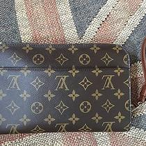 Authentic Louis Vuitton Monogram Orsay Wrist Clutch Handbag Retired Photo