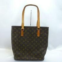 Authentic Louis Vuitton Monogram Shoulder Bag Tote Bag Vavin Gm 1628 Photo