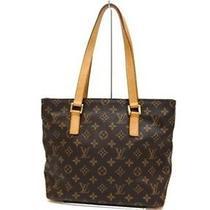 Authentic Louis Vuitton Monogram Tote Bag
