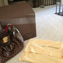 Authentic Louis Vuitton Sistina Gm Photo
