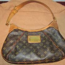 Authenticlouis Vuitton Thames Gm Monogram Handbag Photo