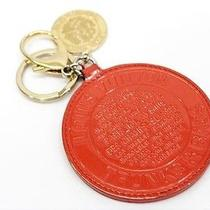 Authentic Louis Vuitton Vernis Bag Charm Key Ring
