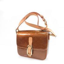 Authentic Louis Vuitton Vernis  Shoulder Bag   Christie Gm M91107 Photo