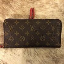 Authentic Louis Vuitton Wallet Photo