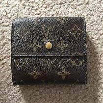 Authentic Louis Vuitton Wallet. Photo