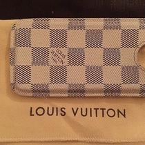Authentic Louis Vuittons Iphone Case 5/5s Photo