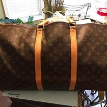 Authentic  Louis Vuittons Keepall 60 Photo