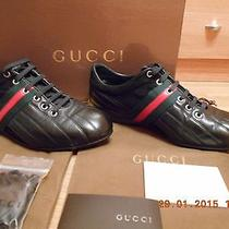 Authentic Men's Gucci Sneakers Photo