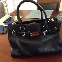 Authentic Michael  Kors Black Purse Photo