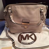 Authentic Michael Kors Handbag Reduced Price Photo