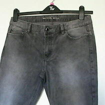 Authentic Michael Kors Jeans. 8/10. New Lovely Unique design.style See Pics Photo