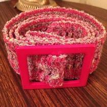 Authentic Missoni Knit Belt Photo