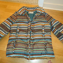 Authentic Missoni Puffer Jacket Photo