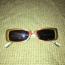 Authentic Miu Miu Multicolored Sunglasses Eyewear Prada Karen Walker Photo