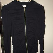 Authentic Moschino Bolero Bomber Jacket Photo