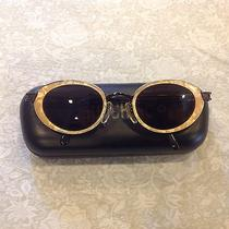 Authentic Moschino Ladies Sunglasses - Made in Italy - Mother-of Pearl Mm3020-S Photo