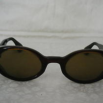 Authentic Moschino Tortoise Shell Color Oval Shaped Women's Sunglasses Photo
